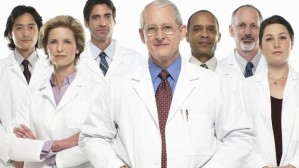 docs in whitecoats