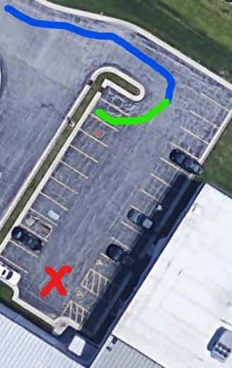 parking drawing