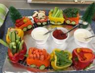 veggie train